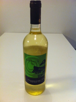 Batitu, Sauvignon Blanc, Central Valley, Chile, 2010