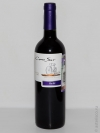 Cono Sur, Merlot, Central Valley, Chile, 2012
