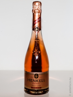 Henkell, Rose, Feiner Sekt, Dry, Germany (France)