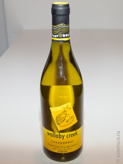 Wallaby Creek, Chardonnay, New South Wales, Australia, 2010