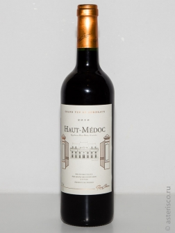 Pierre Chanau, Cabernet, Merlot, Medoc, Bordeaux, France, 2010