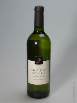 Ancient Africa, Chenin, Stellenbosch, South Africa, 2010